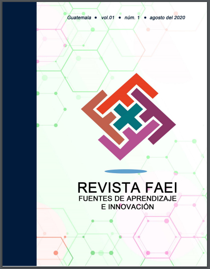 Volumen 1. Revista FAEI